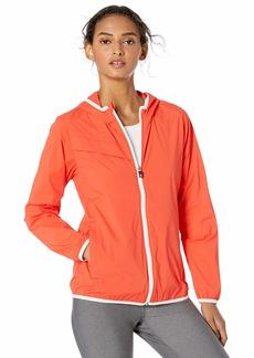 Cutter & Buck Women's Breaker Hooded Jacket  L
