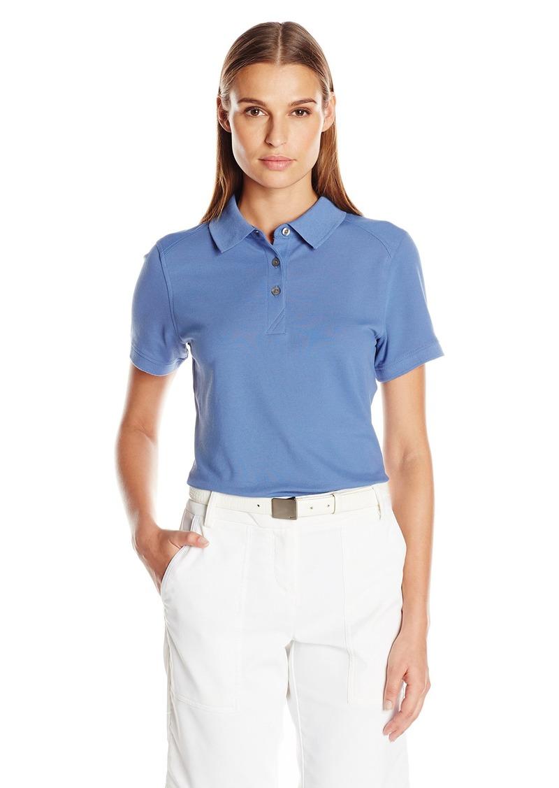 Cutter & Buck Women's Cb Drytec Cotton+ Advantage Polo  S