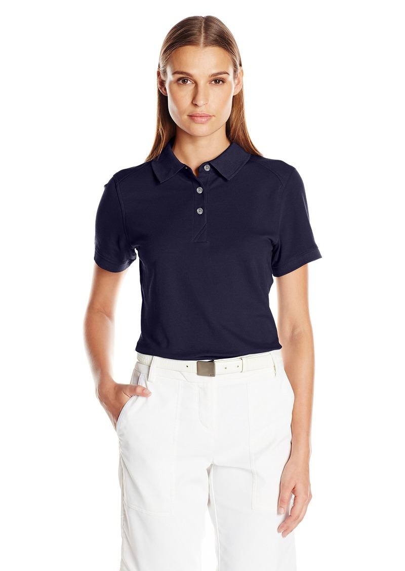 Cutter & Buck Women's Cb Drytec Cotton+ Advantage Polo  XS