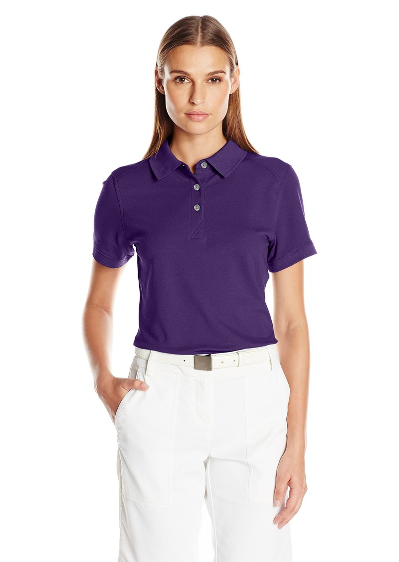 Cutter & Buck Women's Cb Drytec Cotton+ Advantage Polo  XXL