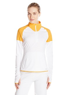 Cutter & Buck Women's CB Drytec Long Sleeve Dalis Half-Zip