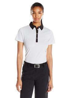 Cutter & Buck Women's CB Drytec Short Sleeve Marie Polo