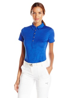 Cutter & Buck Women's CB Drytec Short Sleeve Phoenix Polo