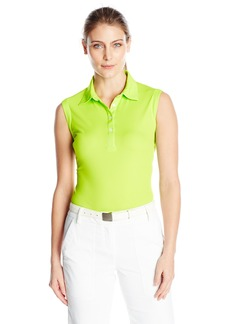 Cutter & Buck Women's CB Drytec Sleeveless Finley Polo