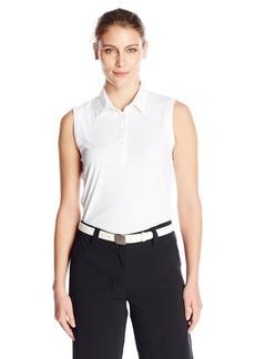Cutter & Buck Women's CB Drytec Sleeveless Finley Polo-
