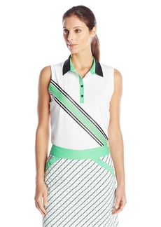 Cutter & Buck Women's CB Drytec Sleeveless Volley Polo