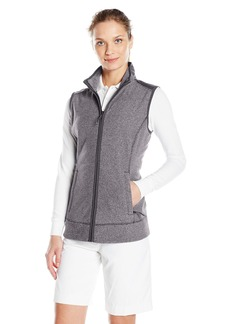 Cutter & Buck Women's Cb Weathertec Cedar Park Vest  XL