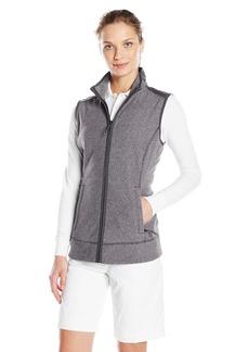 Cutter & Buck Women's Cb Weathertec Cedar Park Vest  XS