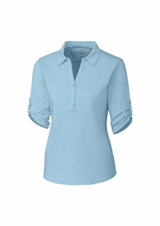 Cutter & Buck Women's E/S Thrive Polo