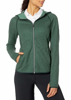Cutter & Buck Women's Hooded Full Zip Jacket
