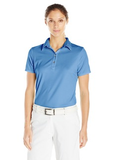 Cutter & Buck Women's Moisture Wicking UPF 50 Short-Sleeve Fiona Polo Shirt  M