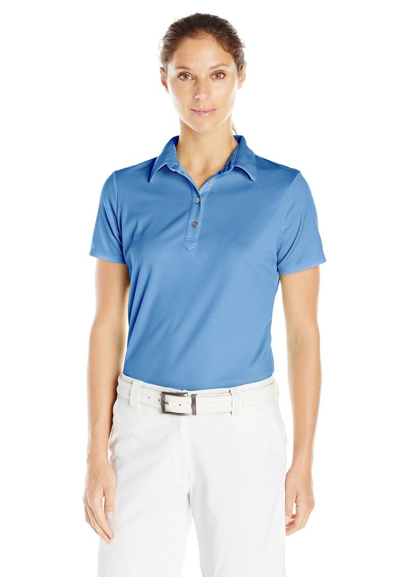 Cutter & Buck Women's Moisture Wicking UPF 50 Short-Sleeve Fiona Polo Shirt  M