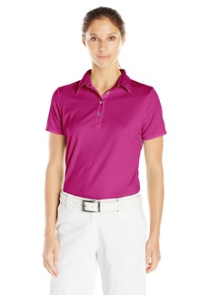 Cutter & Buck Women's Moisture Wicking UPF 50 Short-Sleeve Fiona Polo Shirt  XS