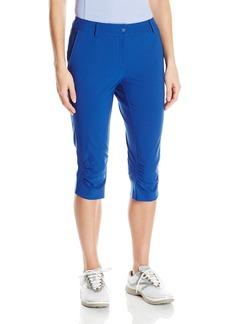 Cutter & Buck Women's Moisture Wicking UPF 50+ Stretch Morgain Long Short