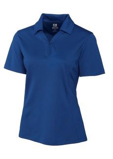 Cutter & Buck Women's Plus Size Drytec Genre Short Sleeve Polo