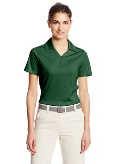 Cutter & Buck Women's Plus Size Drytec Genre Short Sleeve Polo