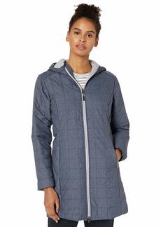 Cutter & Buck Women's Rainier Long Jacket  M