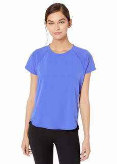 Cutter & Buck Women's Short Sleeve Response Active Perforated Crew Neck Tee  L