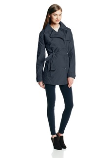Cutter & Buck Women's Weathertec Mason Trench Coat