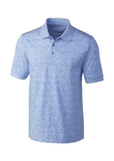 Cutter & Buck Men's Big & Tall Advantage Space Dye Polo