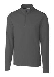 Cutter & Buck Men's Big & Tall Advantage Zip Mock Sweatshirt