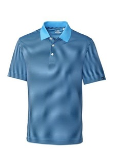 Cutter & Buck Cutter and Buck Men's Big and Tall Cb DryTec Trevor Stripe Polo