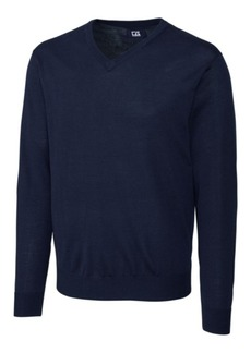 Cutter & Buck Cutter and Buck Men's Big and Tall Douglas V-Neck Sweater