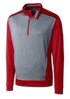 Cutter & Buck Men's Big & Tall Replay Half Zip Sweatshirt