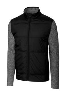 Cutter & Buck Men's Big & Tall Stealth Full Zip Jacket