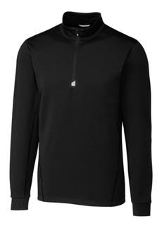 Cutter & Buck Men's Big & Tall Traverse Half Zip Sweatshirt
