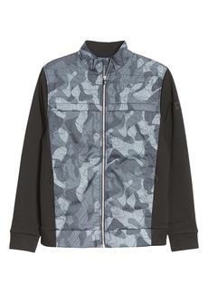 Men's Big & Tall Cutter & Buck Discovery Windbreaker Jacket