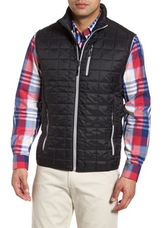 Men's Big & Tall Cutter & Buck Rainier Primaloft Insulated Vest