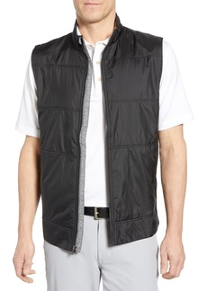 Men's Big & Tall Cutter & Buck Stealth Quilted Vest
