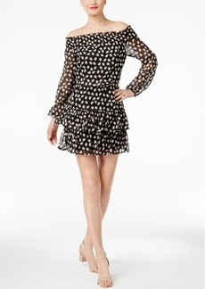 Cr By Cynthia Rowley Off-The-Shoulder Peasant Dress, Only at Macy's