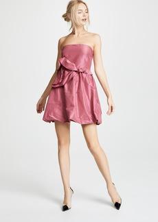 Cynthia Rowley Babydoll Mini Dress