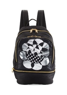 Cynthia Rowley Brody Printed Nylon Backpack
