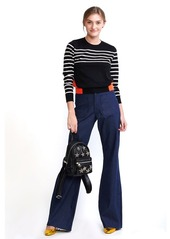 Cynthia Rowley Cashmere Colorblock Sweater