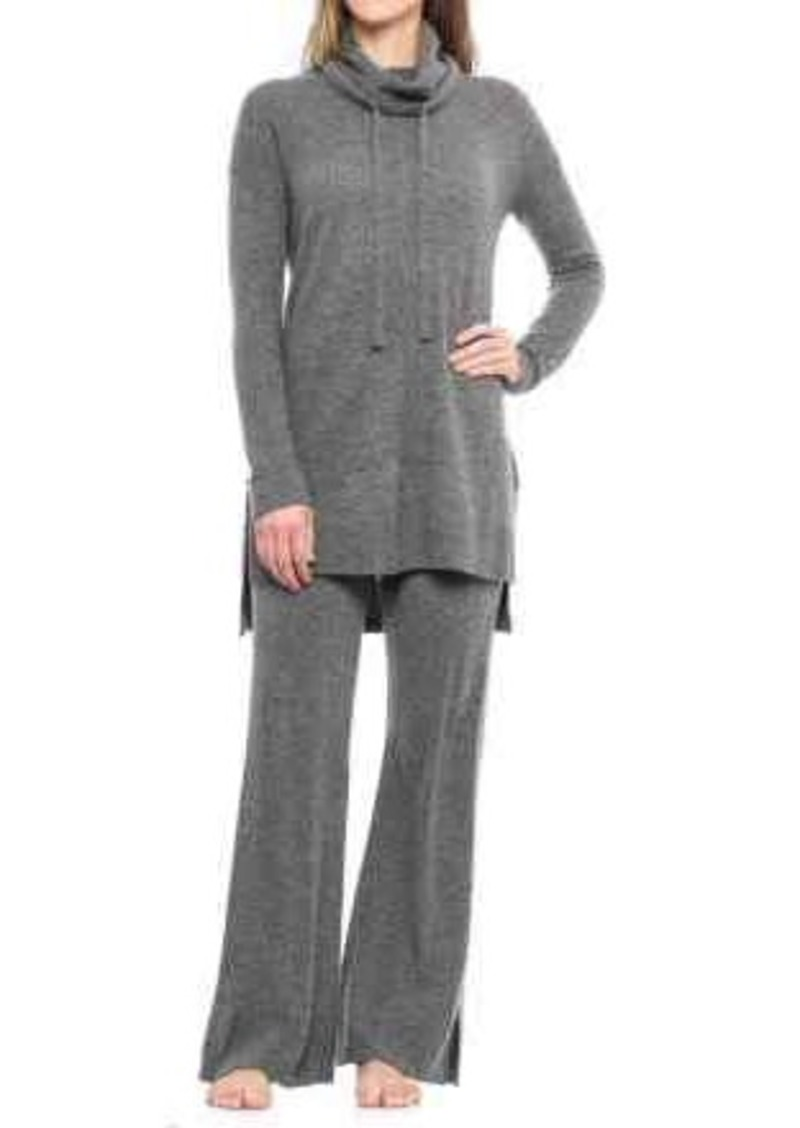 Cynthia Rowley Cynthia Rowley Cashmere Sweater and Pants Lounge ...
