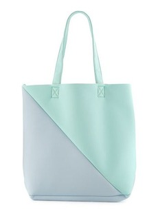 Cynthia Rowley Cori Colorblock Neoprene Tote Bag