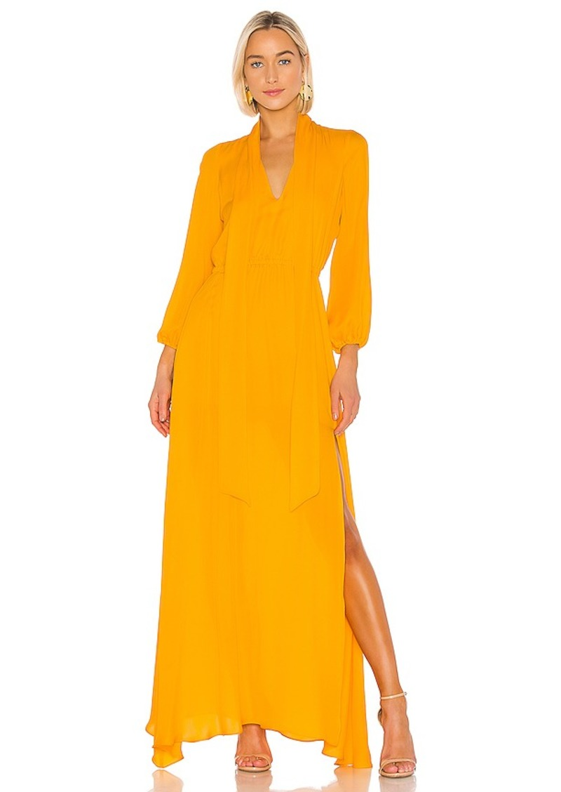 Cynthia Rowley Ella Maxi Dress