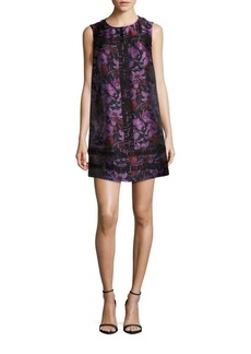 Cynthia Rowley Floral Shift Dress