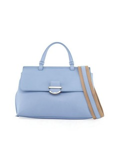 Cynthia Rowley Hudson Faux-Leather Satchel Bag