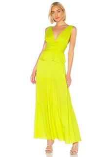 Cynthia Rowley Parker Maxi Dress