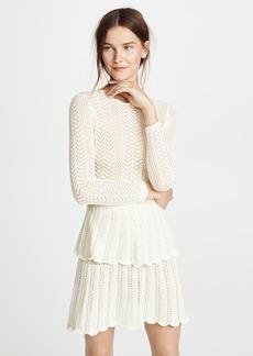 Cynthia Rowley Riley Sweater Knit Dress