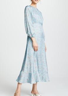 Cynthia Rowley Sea Breeze Printed Dress