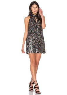 Cynthia Rowley Sequin Shift Dress