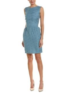 Cynthia Rowley Silk Sheath Dress