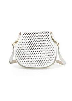 Cynthia Rowley Summer Leather Crossbody Bag