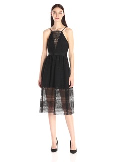 Cynthia Rowley Women's Below The Below The Knee Dress