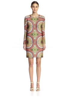 Cynthia Rowley Women's Bonded Sheath Dress